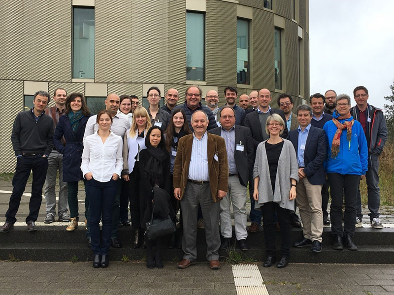 SYSCID kicks off with a successful three day meeting in Kiel 1